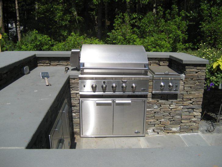 outdoor kitchen concrete countertops. Black Bedroom Furniture Sets. Home Design Ideas